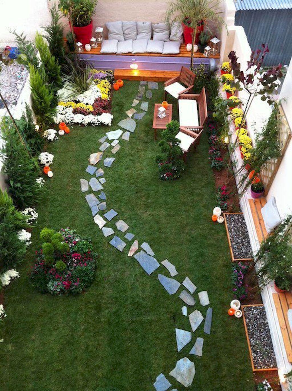 Stunning Summer Backyard Decoration Ideas 07
