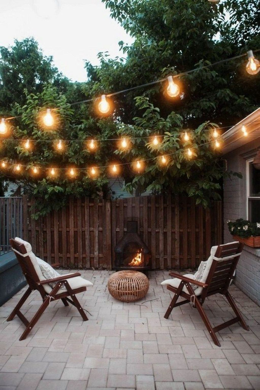 Stunning Summer Backyard Decoration Ideas 16