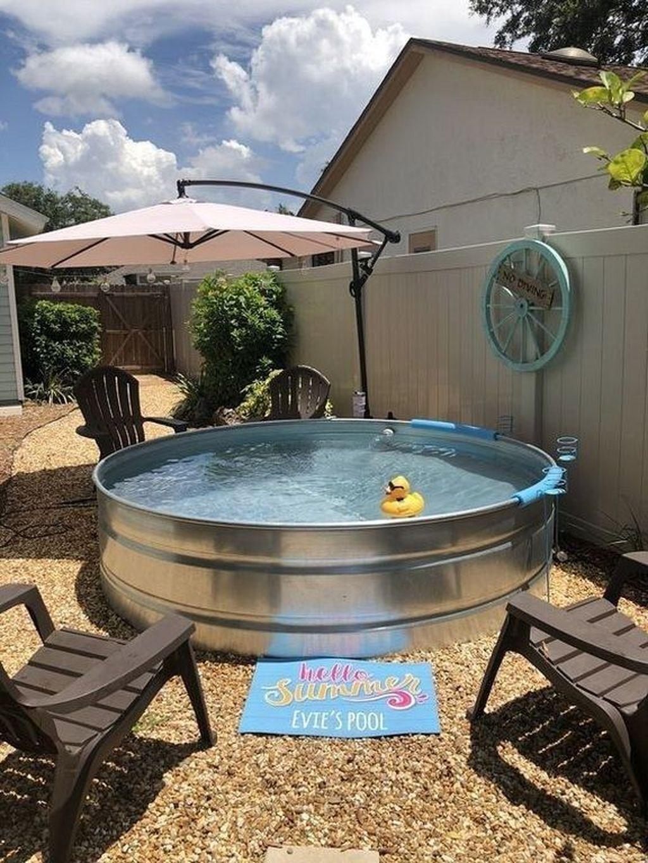 Stunning Summer Backyard Decoration Ideas 20