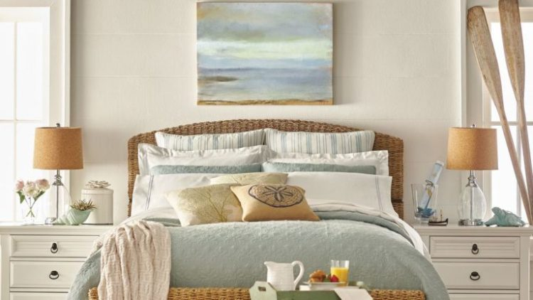 33 Wonderful Modern Coastal Bedroom Decoration Ideas Magzhouse