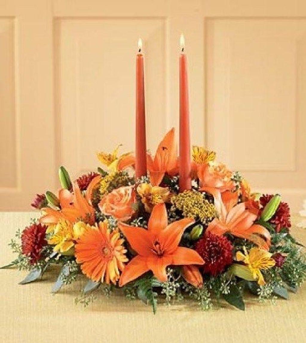 Amazing Unique Flower Arrangements Ideas For Your Home Decor 25