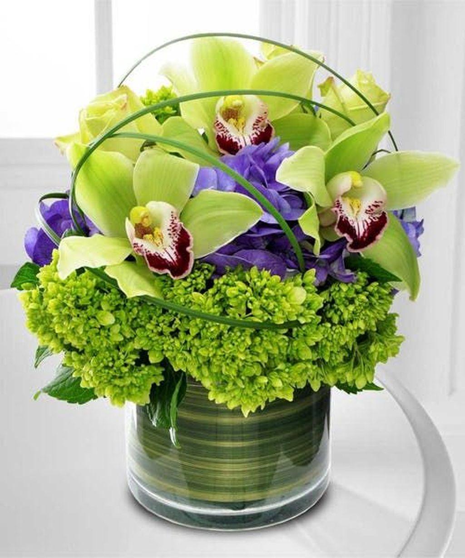 Amazing Unique Flower Arrangements Ideas For Your Home Decor 28