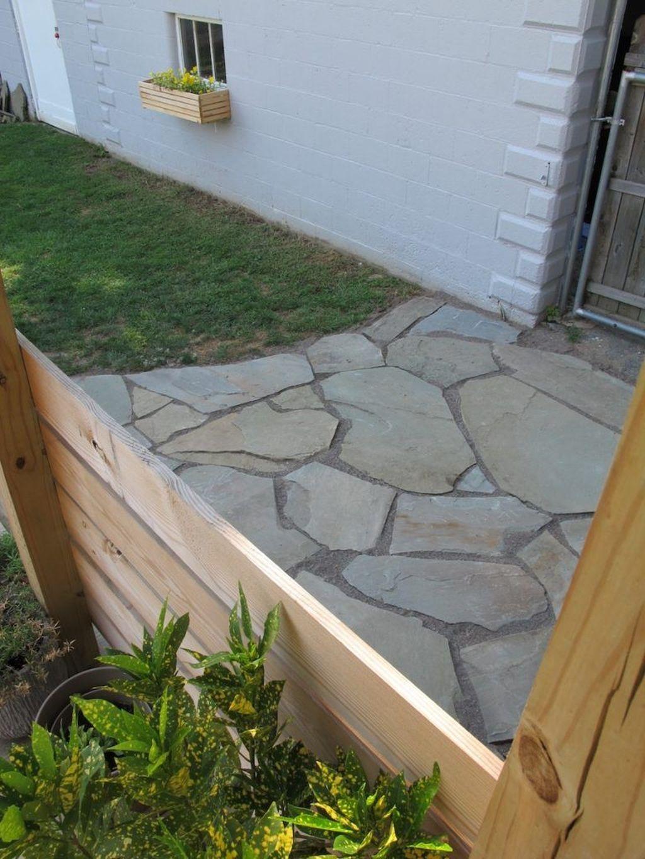 Awesome Flagstone Patio Design Ideas 27