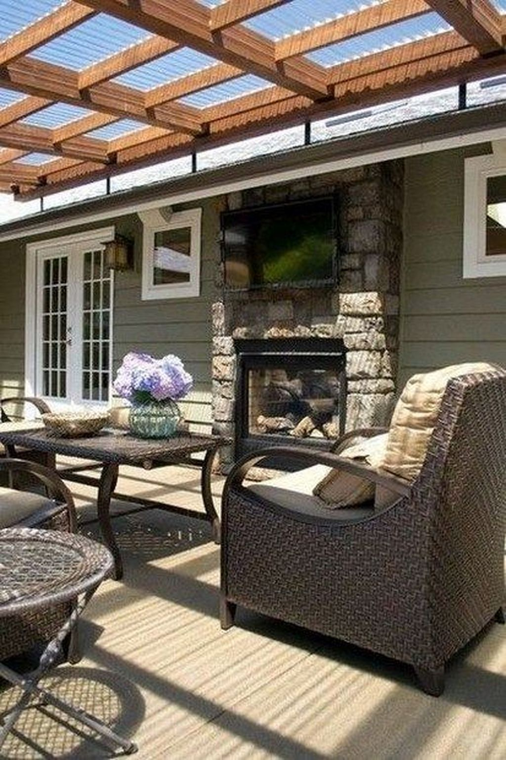 Awesome Outstanding Backyards Design Ideas 02