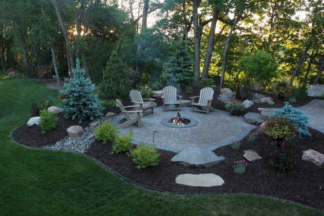Awesome Outstanding Backyards Design Ideas 03