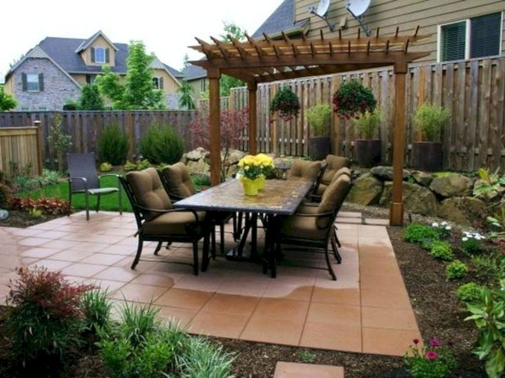 Awesome Outstanding Backyards Design Ideas 05