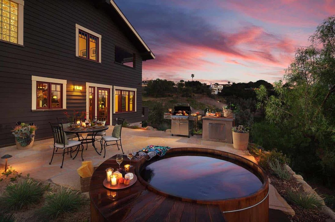 Awesome Outstanding Backyards Design Ideas 13