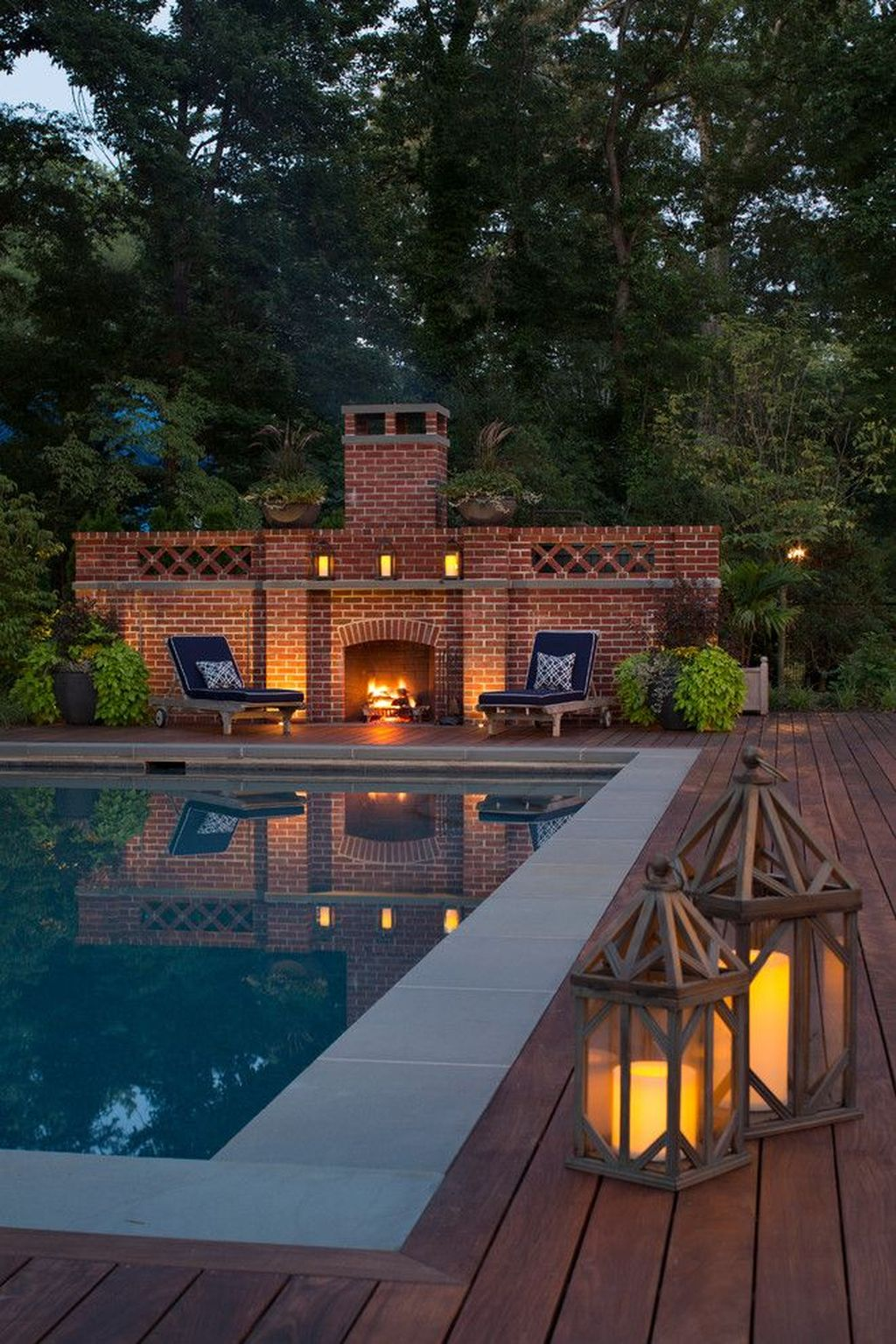 Awesome Outstanding Backyards Design Ideas 19