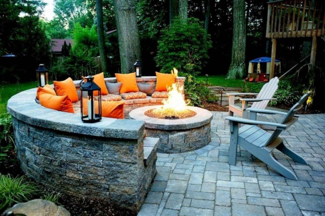 Awesome Outstanding Backyards Design Ideas 29
