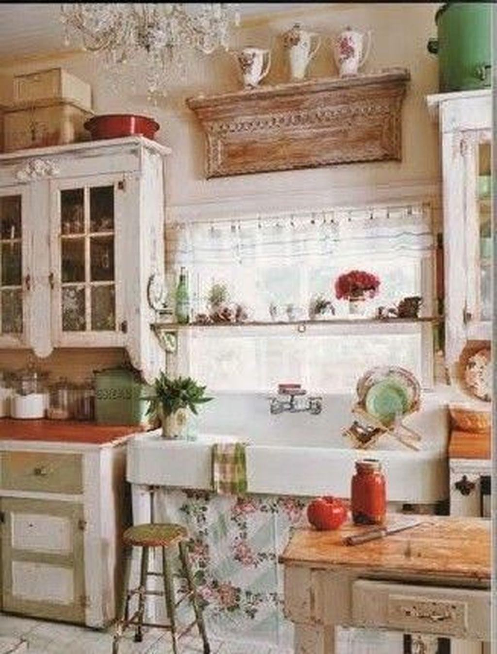 Awesome Retro Kitchen Design Ideas 05