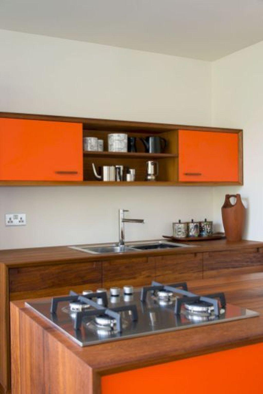 Awesome Retro Kitchen Design Ideas 11