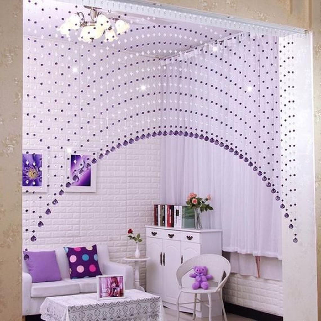 Beautiful Glass Crystal Ideas For Lovely Home Decor 09
