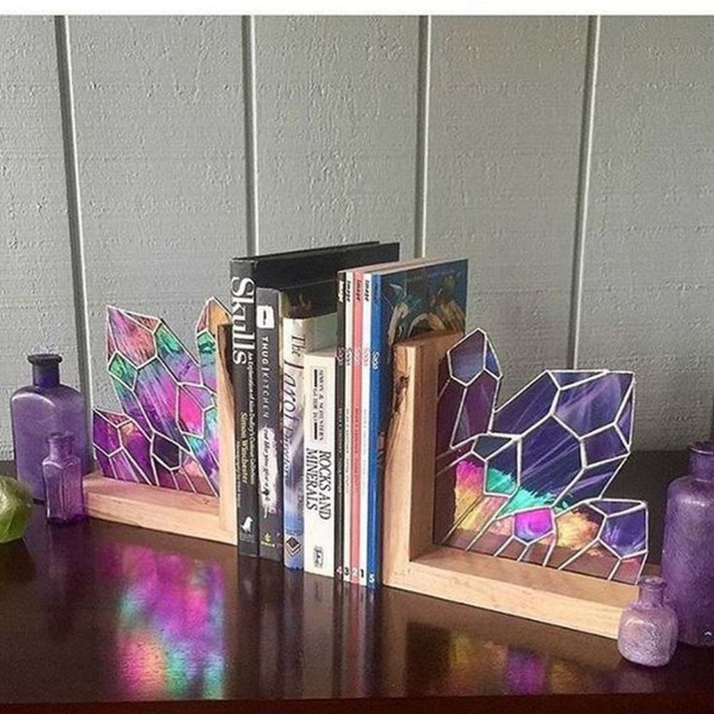 Beautiful Glass Crystal Ideas For Lovely Home Decor 10