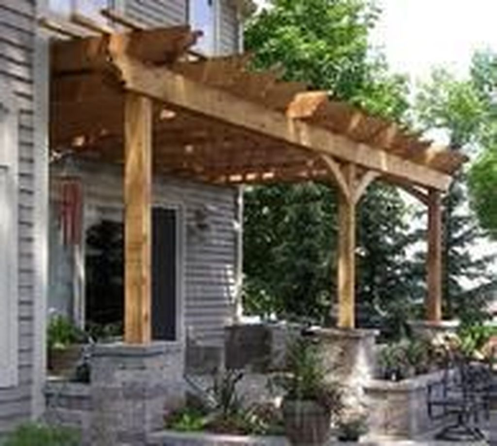 Fabulous Backyard Design Ideas With Western Style 03