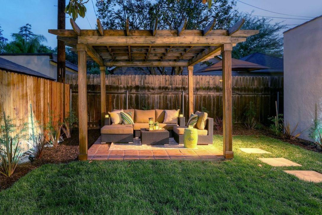 Fabulous Backyard Design Ideas With Western Style 16