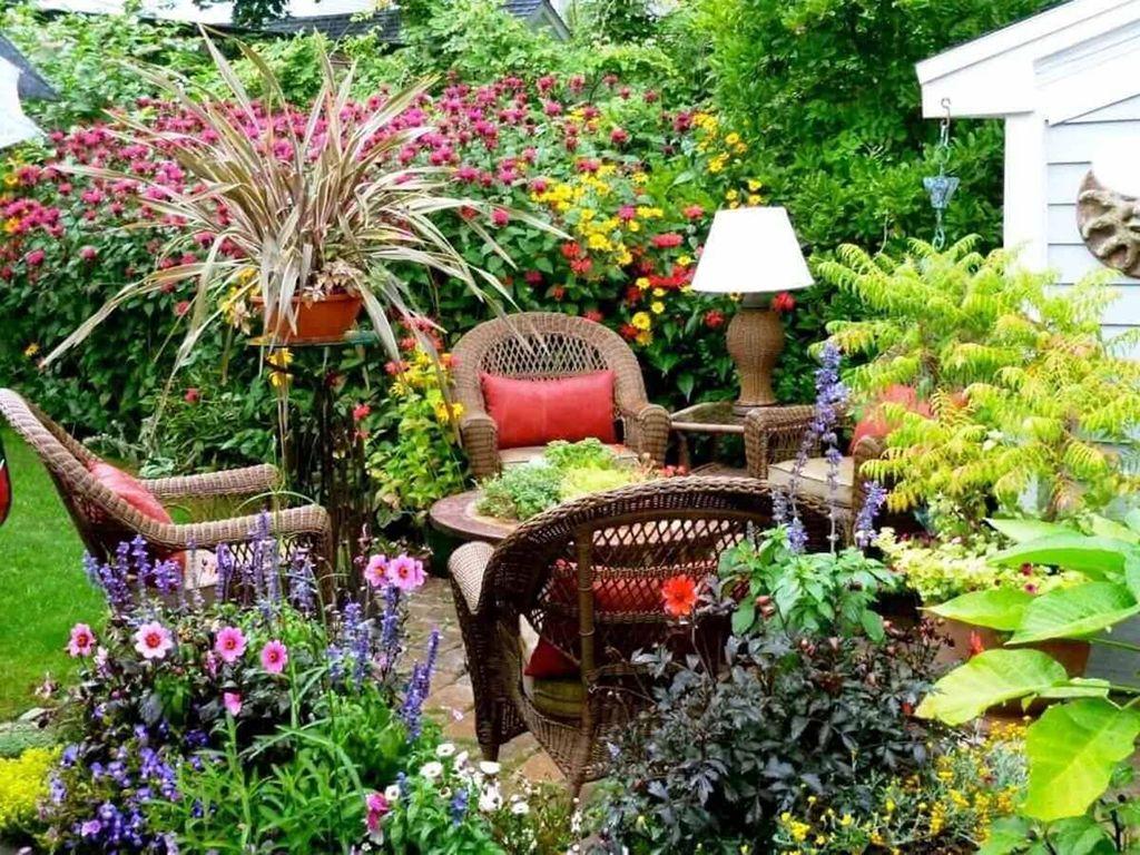 Fabulous Backyard Design Ideas With Western Style 23