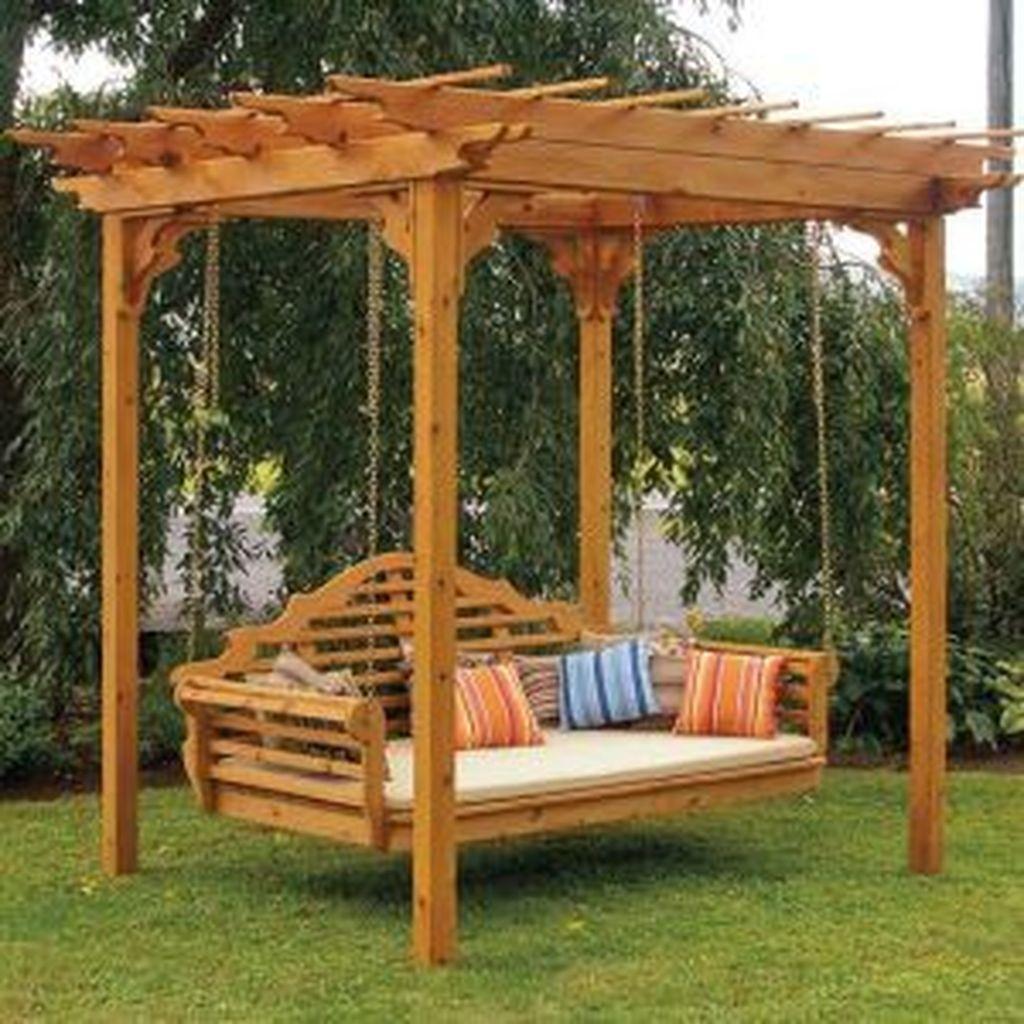 Fabulous Backyard Design Ideas With Western Style 29