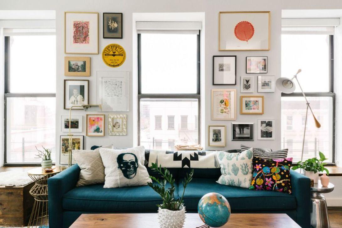Fabulous Colorful Apartment Decor Ideas 18
