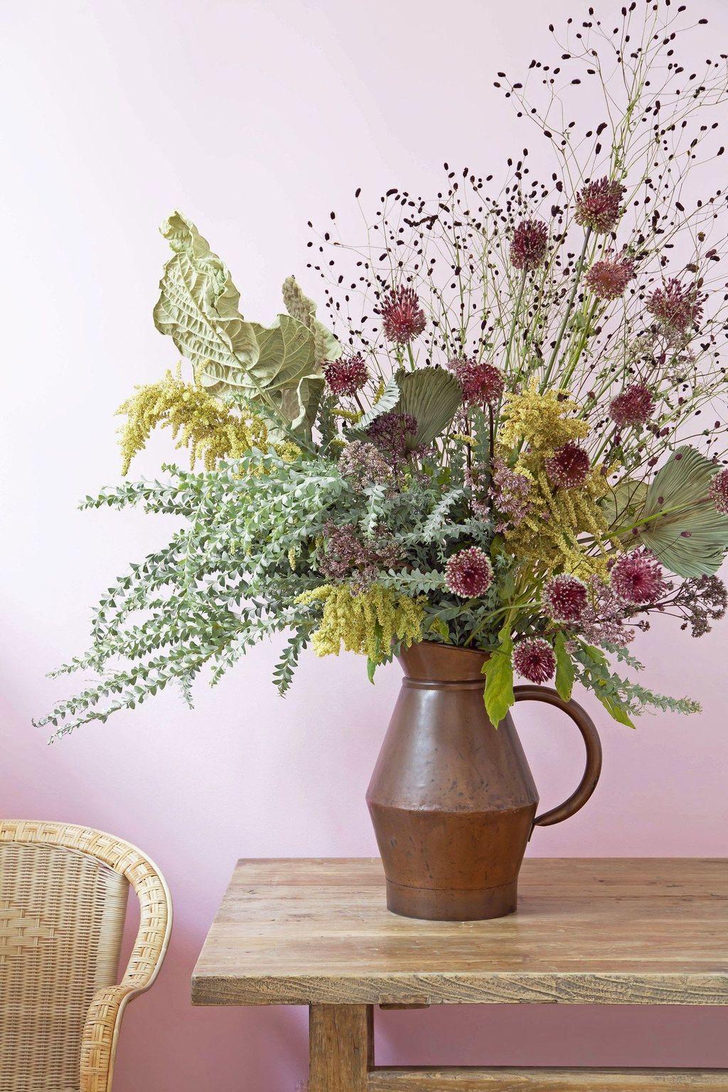 Fabulous Floral Arrangements Design Ideas 11