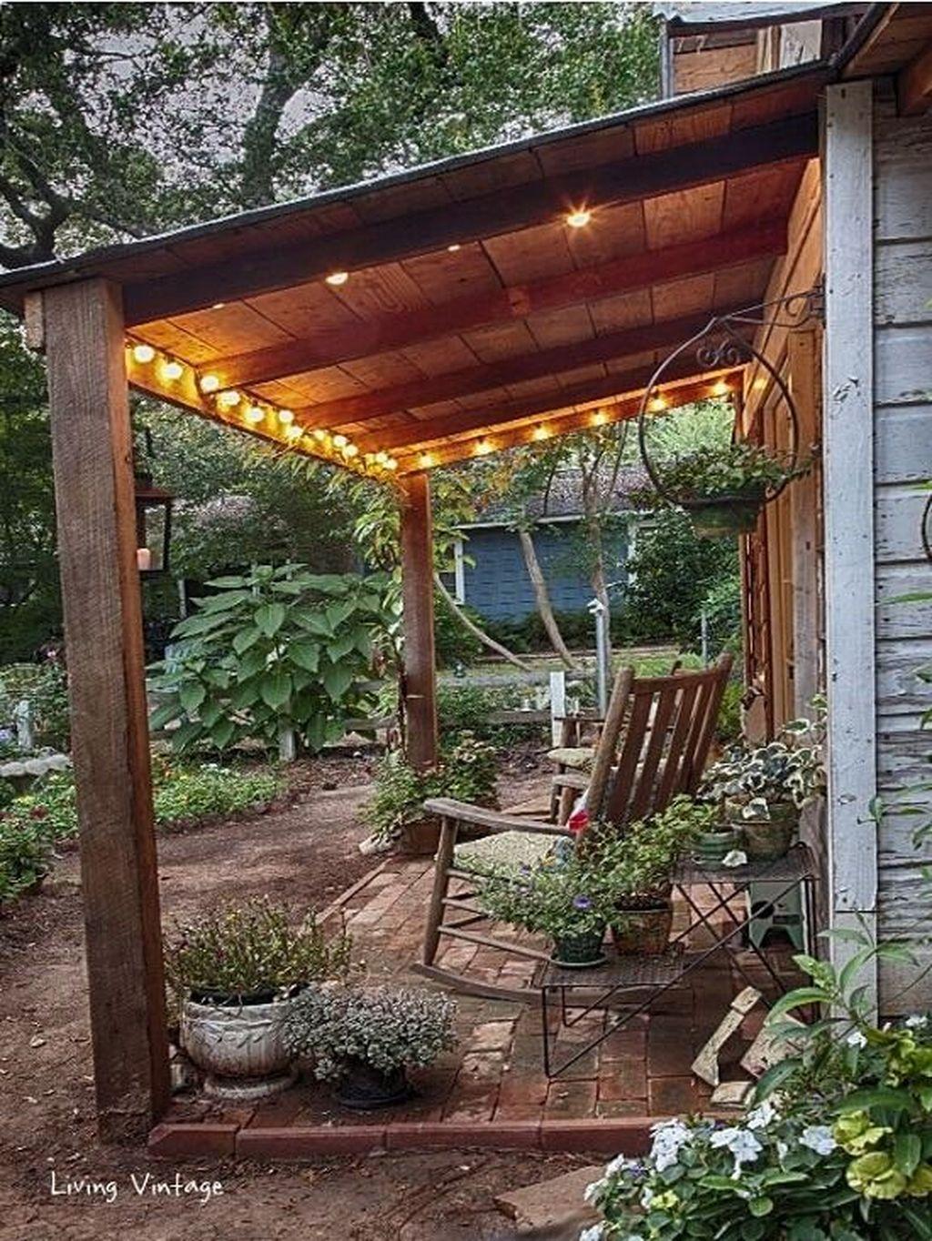 Fabulous Porch Design Ideas 10