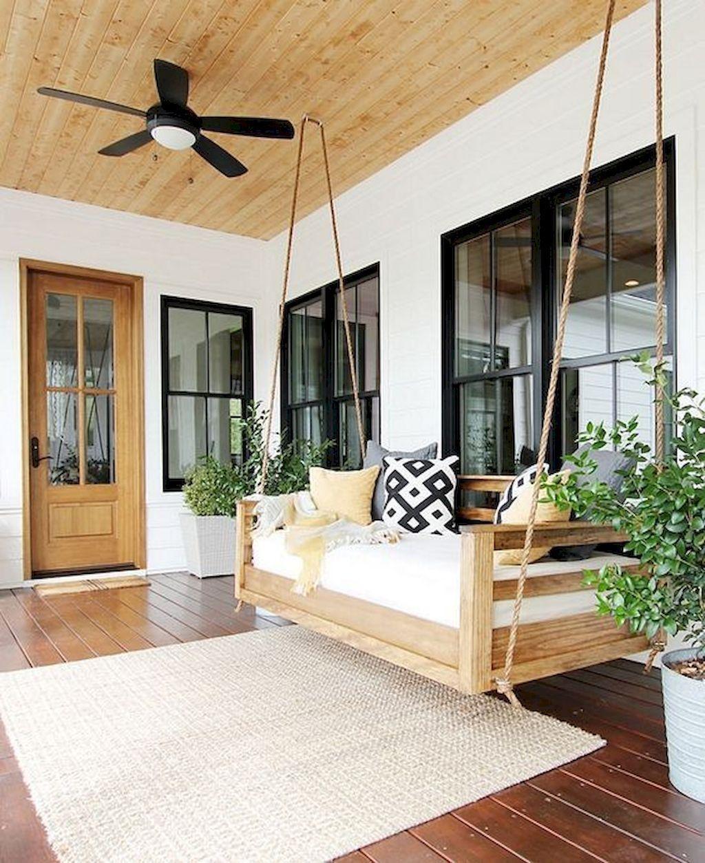 Fabulous Porch Design Ideas 14