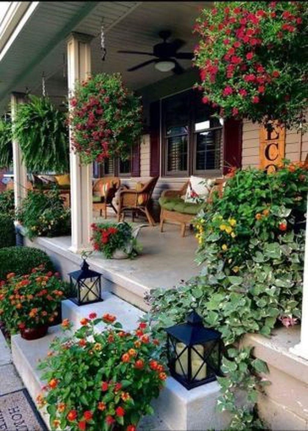 Fabulous Porch Design Ideas 15