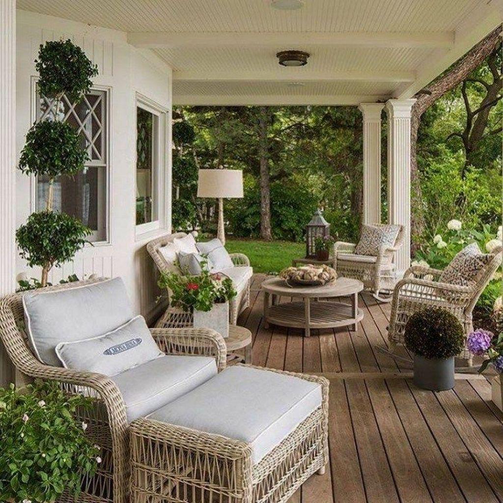 Fabulous Porch Design Ideas 20