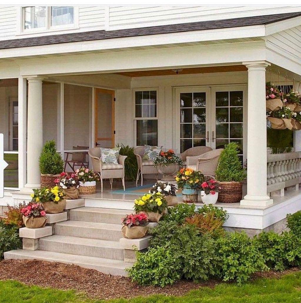 Fabulous Porch Design Ideas 31