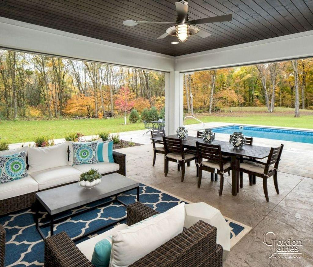 Fabulous Porch Design Ideas 32