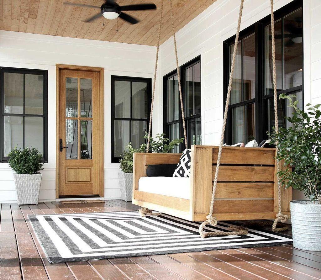 Fabulous Porch Design Ideas 34