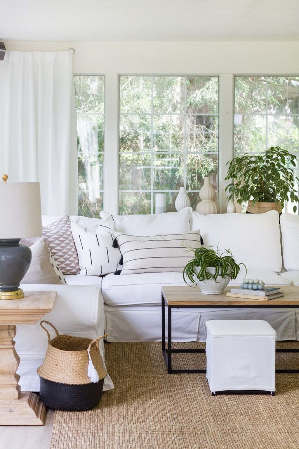 Fabulous Summer Living Room Decor Ideas 03