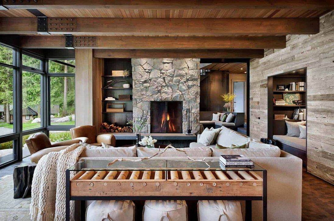 Fabulous Summer Living Room Decor Ideas 14