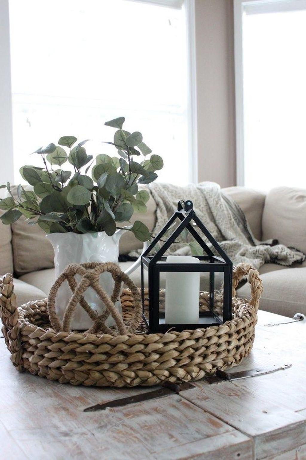 Fabulous Summer Living Room Decor Ideas 19