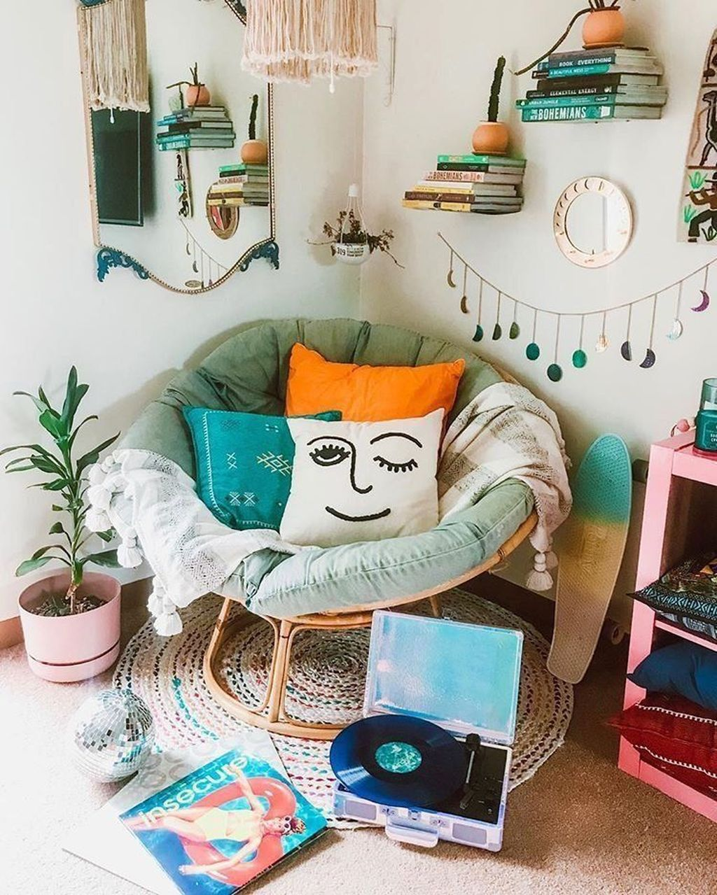 Fabulous Summer Living Room Decor Ideas 21