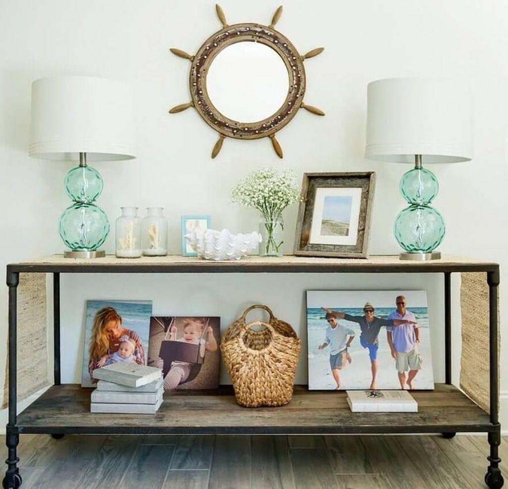 Fabulous Summer Living Room Decor Ideas 22