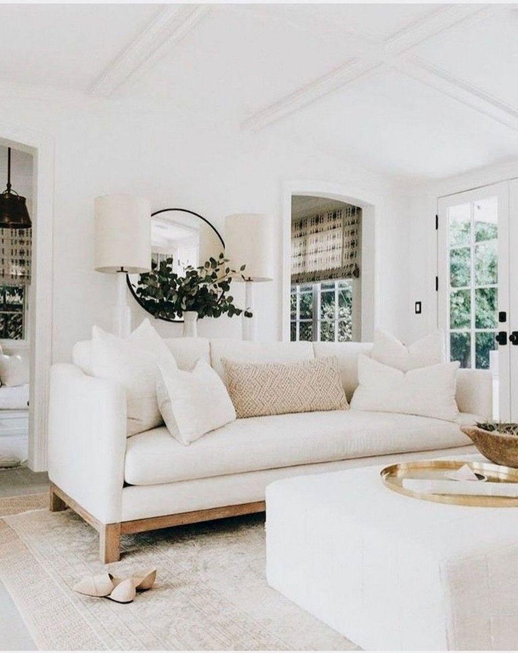 Fabulous Summer Living Room Decor Ideas 32
