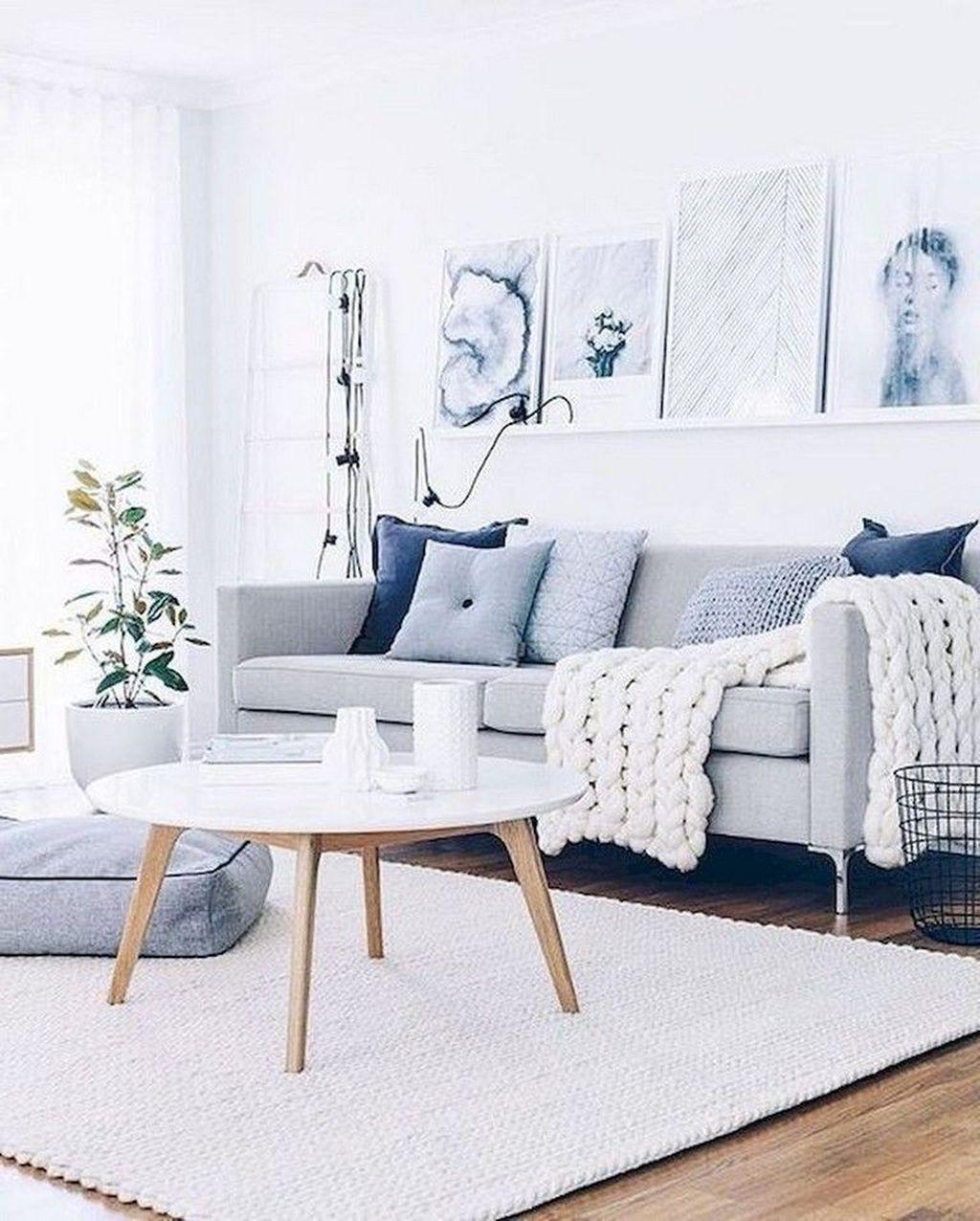 Fabulous Summer Living Room Decor Ideas 33