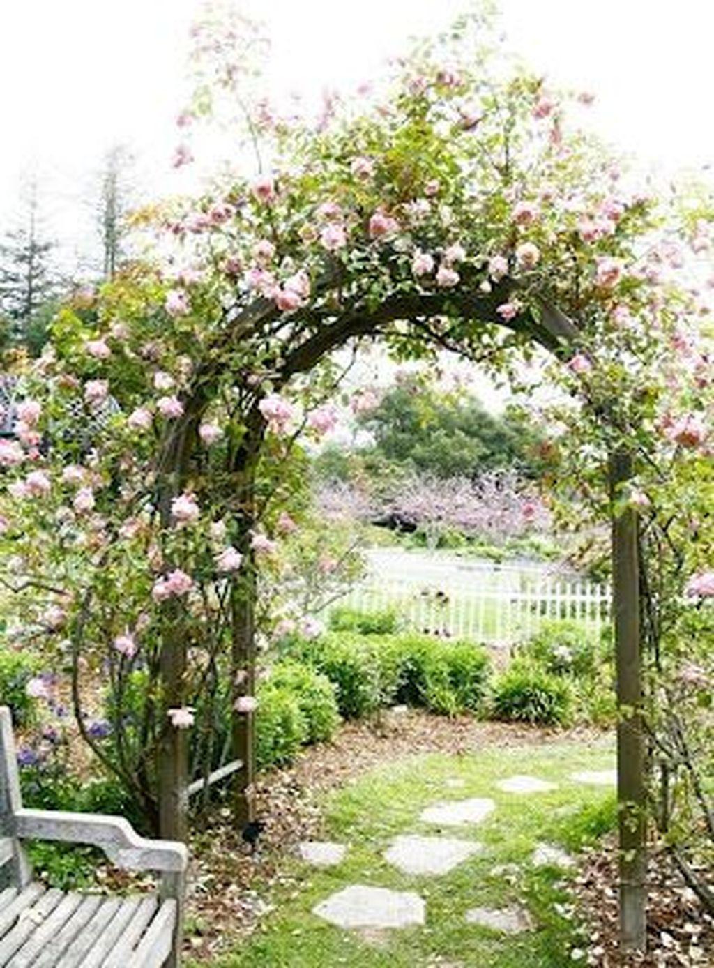 Incredible Heavenly Moon Gate Design Ideas 19