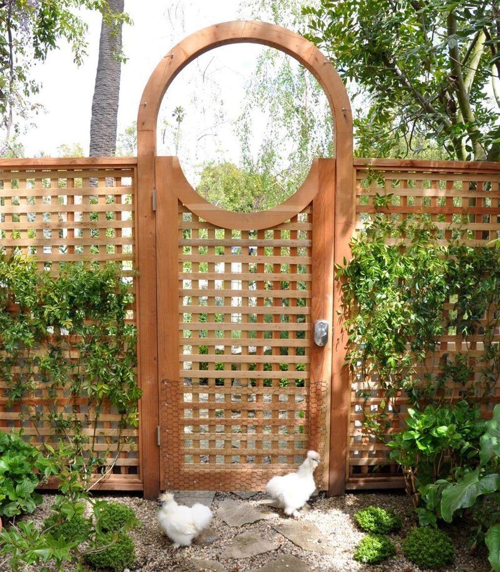 Incredible Heavenly Moon Gate Design Ideas 23
