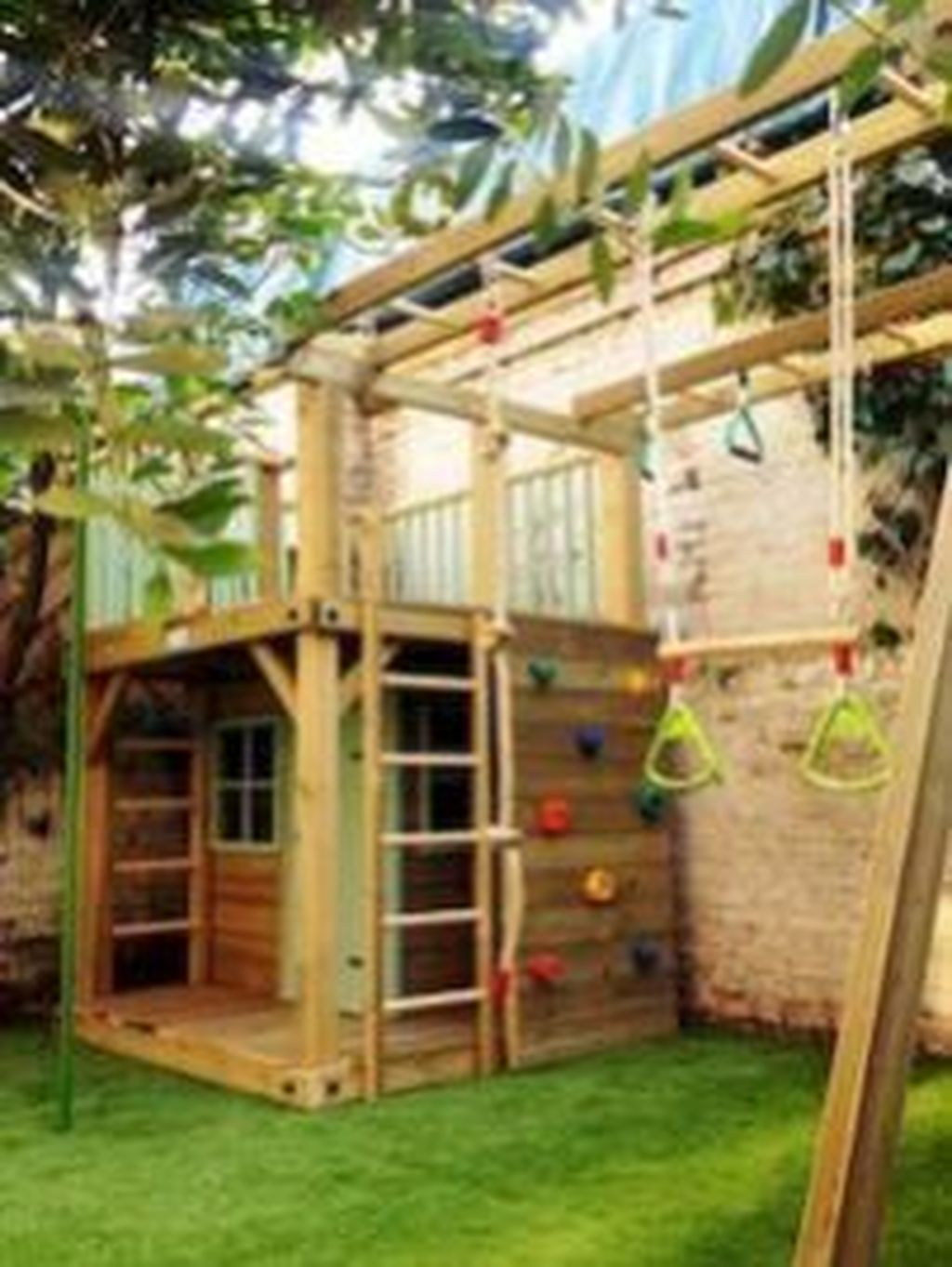 Incredible Magical Backyard Design Ideas For Your Kids 01