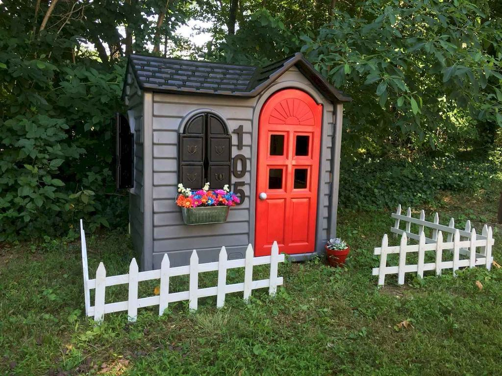 Incredible Magical Backyard Design Ideas For Your Kids 07