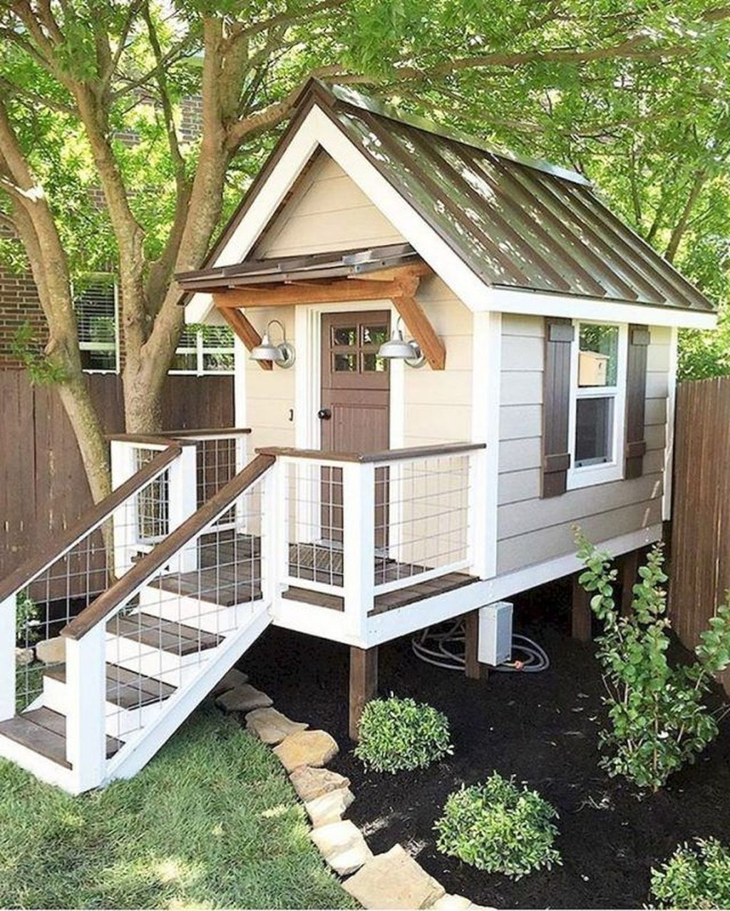 Incredible Magical Backyard Design Ideas For Your Kids 11