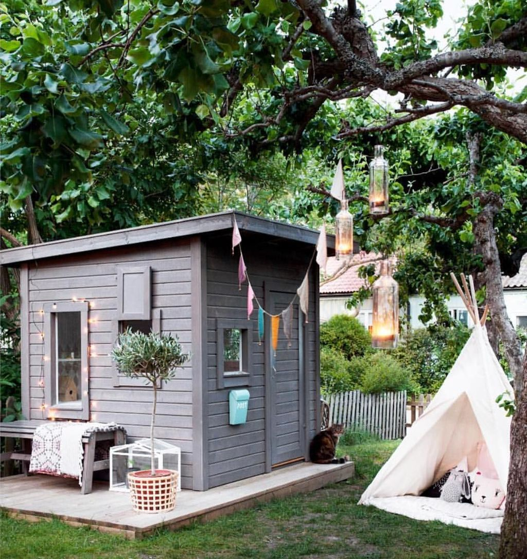 Incredible Magical Backyard Design Ideas For Your Kids 14