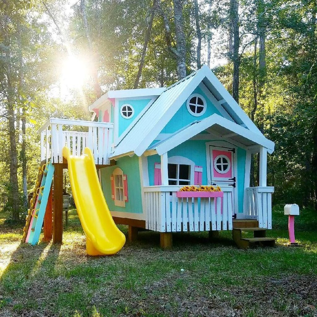 Incredible Magical Backyard Design Ideas For Your Kids 23