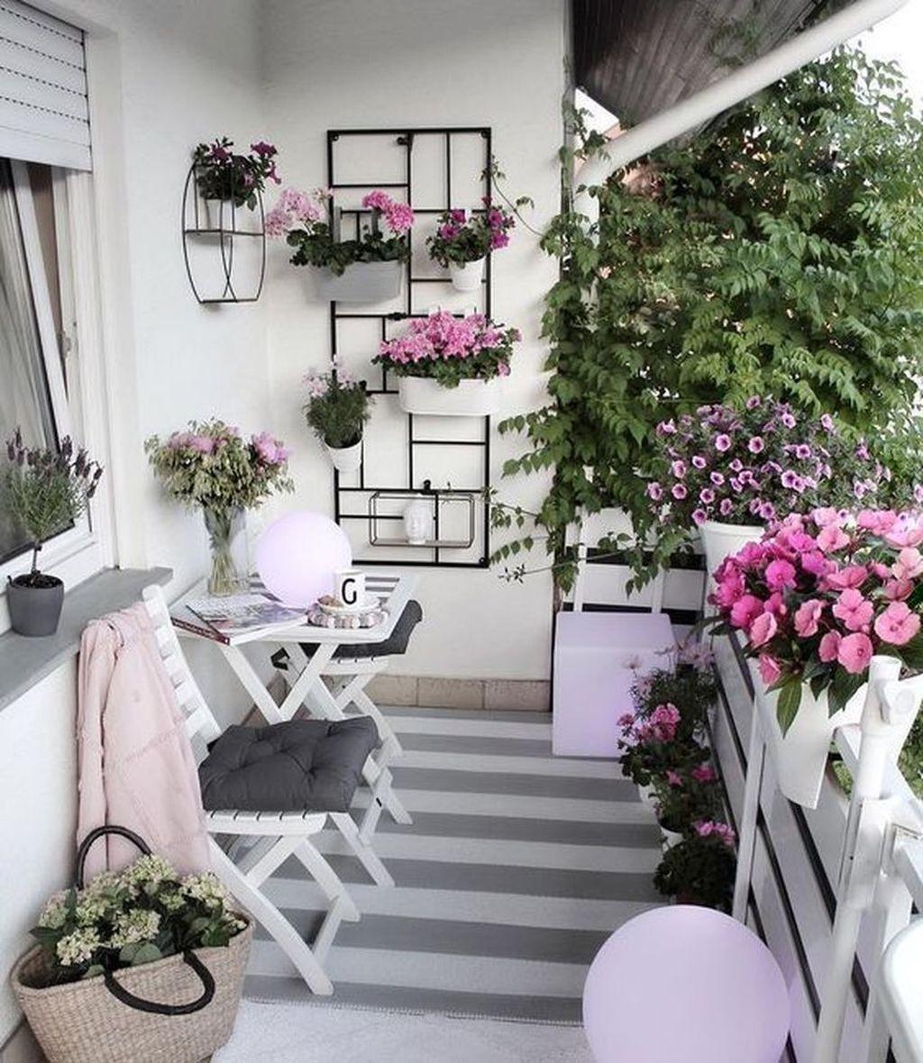 Incredible Patio Balcony Design Ideas 16