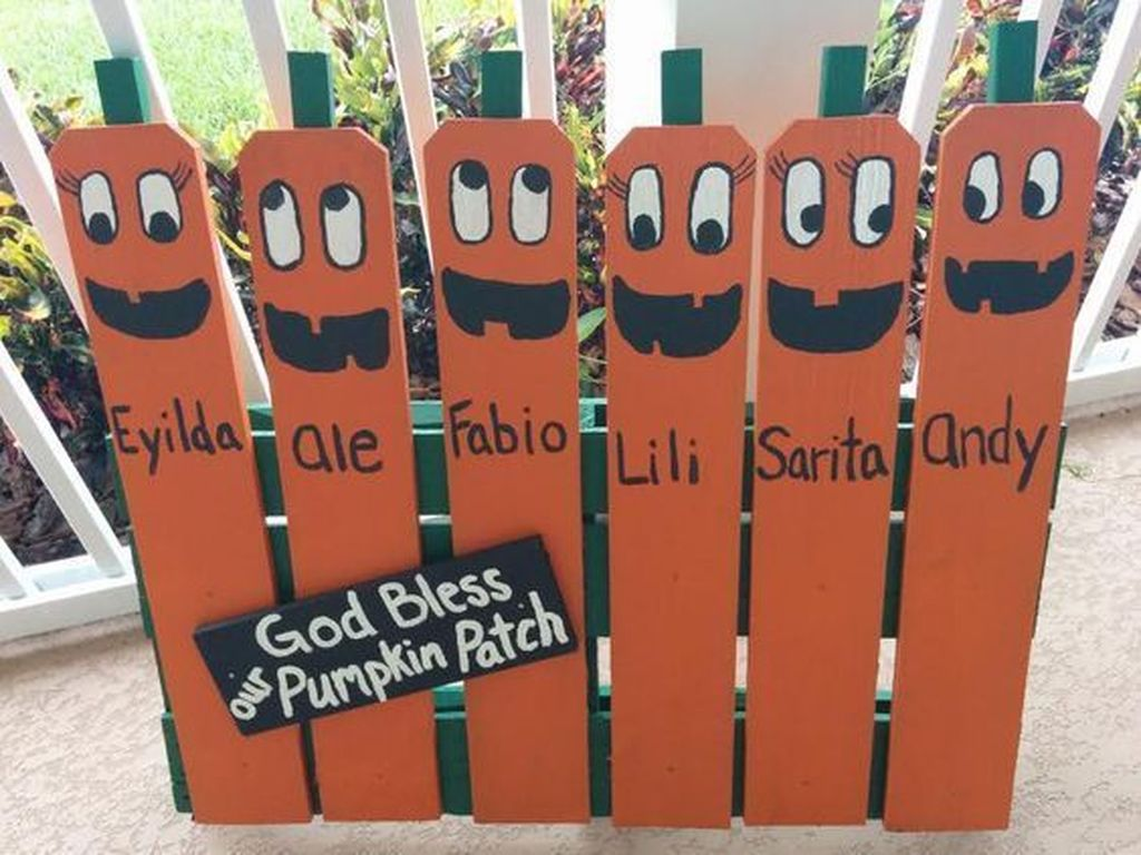 Inspiring Fall Pallet Signs Design Ideas For Your Home Decor 01