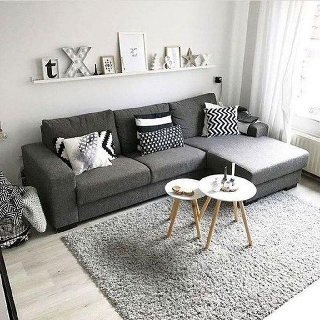 Inspiring Small Living Room Decor Ideas 16
