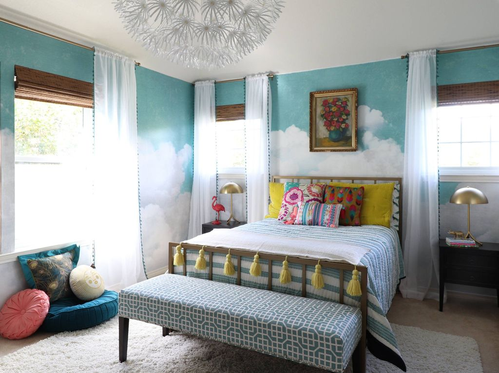Lovely Eclectic Bedroom Decor Ideas 05