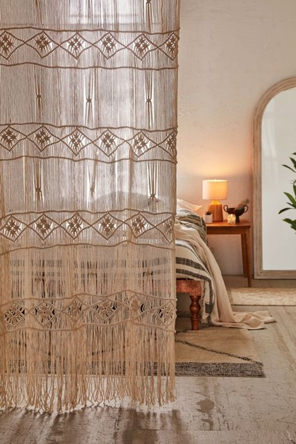 Lovely Eclectic Bedroom Decor Ideas 28