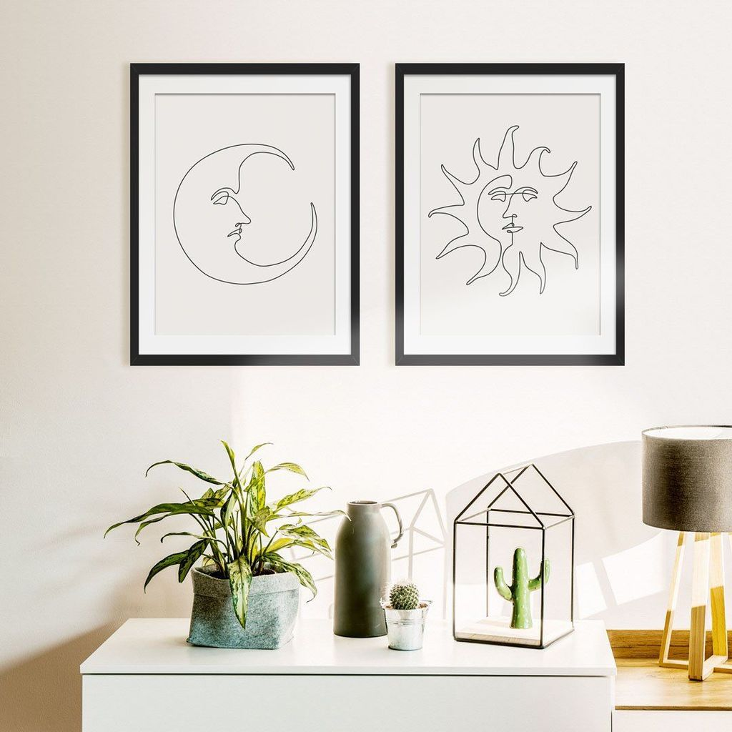 Lovely Moon Decor Ideas For Beautiful Home Decoration 07